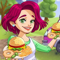 Burger Truck Frenzy USA