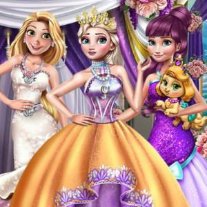Princesses Winter Gala